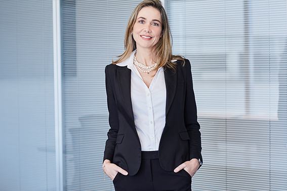 Flávia Buiati - VICE-PRESIDENT OF THE LEGAL, FINANCIAL AND HR DEPARTMENTS